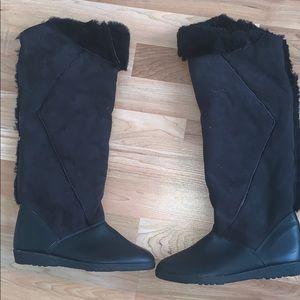 NWOT Vintage La Canadienne Boots